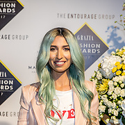 NLD/Amsterdam/20170829 - Grazia Fashion Awards 2017, Xelly Cabau van Kasbergen