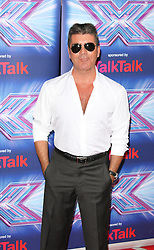 © Licensed to London News Pictures. 27/08/2014, UK. Simon Cowell, The X Factor - Press Launch 2014, The Ham Yard Hotel, London UK, 27 August 2014. Photo credit : Brett D. Cove/Piqtured/LNP