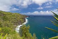 Kahakuloa Village, Maui, Hawaii
