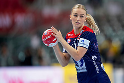 11-12-2019 JAP: Norway - Germany, Kumamoto<br /> Last match Main Round Group1 at 24th IHF Women's Handball World Championship, Norway win the last match against Germany with 32 - 29. / Stine Bredal Oftedal #10 of Norway