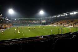 A general view of Carrow Road- Mandatory by-line: Phil Chaplin/JMP - 28/11/2020 - FOOTBALL - Carrow Road - Norwich, England - Norwich City v Coventry City - Sky Bet Championship
