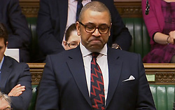 """Conservative MP James Cleverly pays an emotional tribute to his friend Pc Keith Palmer, telling the Commons he was a """"strong, professional public servant""""."""