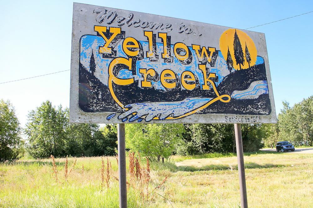 Yellow Creek, Saskatchewan
