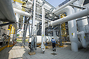 Columbus plant, or Central Taiwan Science Park plant, part of Air Liquide Taiwan in Taichung, Taiwan, on 29 November 2017. Photo by Lucas Schifres / Studio EAST