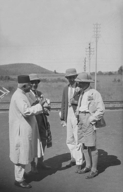 Sanchi, India, 1929
