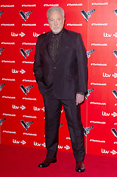 © Licensed to London News Pictures. 03/01/2019. London, UK. SIR TOM JONES attends the The Voice UK 2019 ITV press launch. Photo credit: Ray Tang/LNP