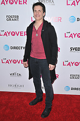 """Hal Sparks arrives at """"The Layover"""" Los Angeles Premiere held at the ArcLight Hollywood in Los Angeles, CA on Wednesday, August 23, 2017. (Photo By Sthanlee B. Mirador/Sipa USA)"""