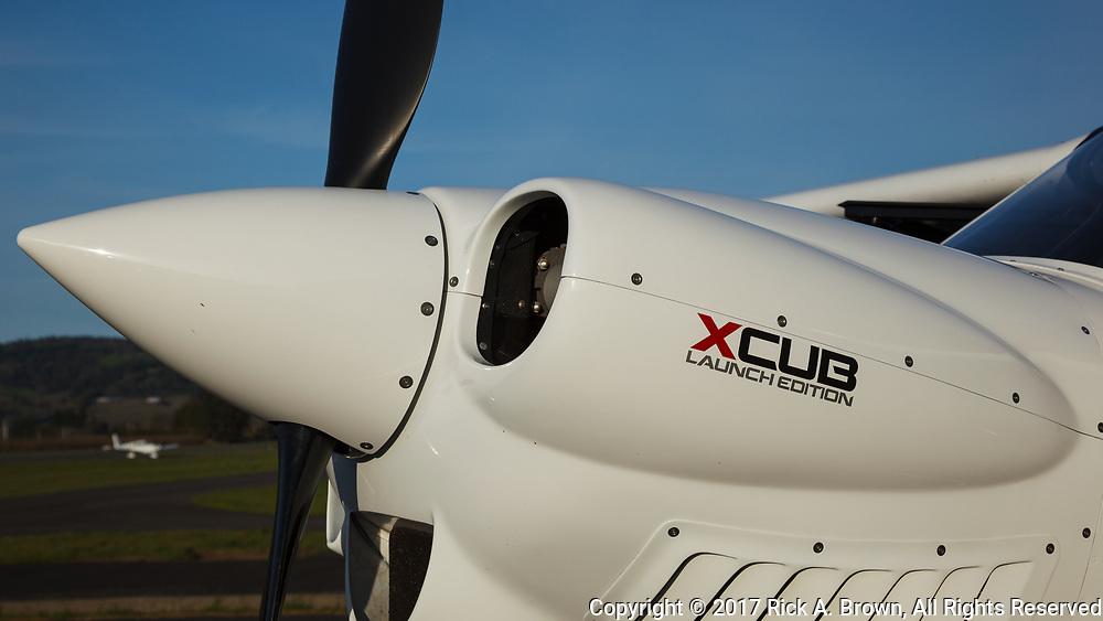 Tac Aero's X Cub.