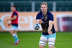 Justin Clegg of Worcester Warriors - Mandatory by-line: Ryan Hiscott/JMP - 09/09/2020 - RUGBY - Recreation Ground - Bath, England - Bath Rugby v Worcester Warriors - Gallagher Premiership Rugby