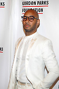 NEW YORK, NEW YORK-JUNE 4: Music Producer/Arts Advocate Swizz Beatz aka Kaseem Dean attends the 2019 Gordon Parks Foundation Awards Dinner and Auction Red Carpet celebrating the Arts & Social Justice held at Cipriani 42nd Street on June 4, 2019 in New York City.  (photo by terrence jennings/terrencejennings.com)