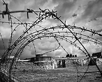 Fort Breendonk National Memorial. WWII Concentration Camp. Image taken with a Leica XT2 camera.