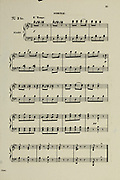 Sheet music from Le voyage dans la Lune (A Trip to the Moon) is an 1875 opéra-féerie in four acts and 23 scenes by Jacques Offenbach. Loosely based on the 1865 novel From the Earth to the Moon by Jules Verne, its French libretto was by Albert Vanloo, Eugène Leterrier and Arnold Mortier.[