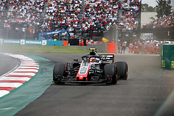October 28, 2018 - Mexico-City, Mexico - Motorsports: FIA Formula One World Championship 2018, Grand Prix of Mexico, ..#20 Kevin Magnussen (DEN, Haas F1 Team) (Credit Image: © Hoch Zwei via ZUMA Wire)