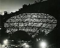 1944 The Hollywood Bowl at night