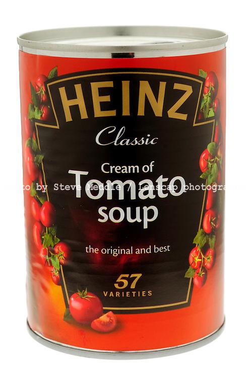 Tin of Heinz Tomato Soup