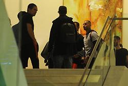 October 3, 2017 - Na - Cascais, 10/02/2017 - Concentration of the National Futenol Team at the Hotel Mirage in Cascais. Quaresma  (Credit Image: © Atlantico Press via ZUMA Wire)