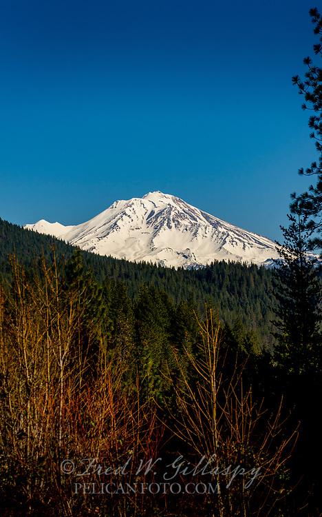 California Cascades, Siskiyou County CA