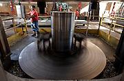 Timoteo_MG, Brasil...Empresa de metal mecanica em Timoteo, Minas Gerais...Metal mechanics company  in Timoteo, Minas Gerais...Foto: LEO DRUMOND / NITRO