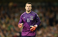 Fotball<br /> Irland v Tyskland<br /> 08.10.2015<br /> Foto: Witters/Digitalsport<br /> NORWAY ONLY<br /> <br /> Torwart Shay Given (Irland)<br /> Fussball, EM-Qualifikation, Irland - Deutschland 1:0