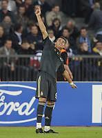 Jubel bei Real Cristiano Ronaldo. © Melanie Duchene/EQ Images