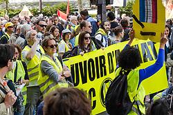 May 2, 2019 - manifestation du 1er mai a paris (Credit Image: © Panoramic via ZUMA Press)