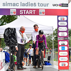 GENNEP (NED) CYCLING, SIMAC LADIES TOUR,   August 26th 2021,<br /> Lonneke Uneken