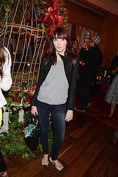 ANNABELLE NEILSON at the Dom Perignon Rose 2002 Dark Jewel launch with Stephen Webster held at The Connaught Hotel, London on 12th June 2013.