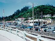 CS01109-09. Depoe Bay July 1958