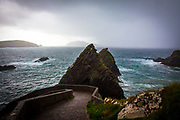 """Dunquin Pier, Dingle Peninsula, Ireland This mage can be licensed via Millennium Images. Contact me for more details, or email mail@milim.com For prints, contact me, or click """"add to cart"""" to some standard print options."""