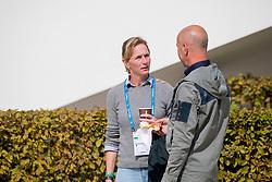 Bartels Imke, Minderhoud Hans Peter, NED, <br /> CHIO Aachen 2021<br /> © Hippo Foto - Sharon Vandeput<br /> 17/09/21