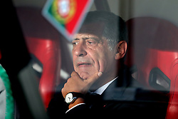 September 10, 2018 - Lisbon, Portugal - Portugal's head coach Fernando Santos during the UEFA Nations League A group 3 football match Portugal vs Italy at the Luz stadium in Lisbon, Portugal on September 10, 2018. (Credit Image: © Pedro Fiuza/ZUMA Wire)