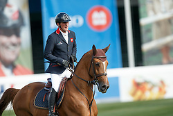 Williams Guy, (GBR), Titus<br /> Akita Drilling Cup<br /> Spruce Meadows Masters - Calgary 2015<br /> © Hippo Foto - Dirk Caremans<br /> 09/09/15
