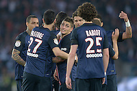 joie PSG / Marco Verratti - 23.05.2015 - PSG / Reims - 38eme journee de Ligue 1<br />