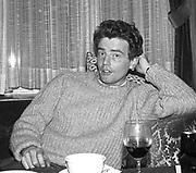 Dafydd Jones,  St Moritz 1985© Copyright Photograph by Dafydd Jones 66 Stockwell Park Rd. London SW9 0DA Tel 020 7733 0108 www.dafjones.com
