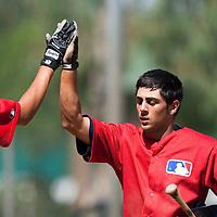 Baseball - MLB European Academy - Tirrenia (Italy) - 20/08/2009 - Mirko Caradonna (Italy)