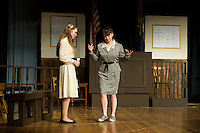 LHS Theater Inherit The Wind.  Karen Bobotas/for the Laconia Daily Sun