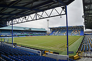 General stadium view during the The FA Cup fourth round match between Portsmouth and Queens Park Rangers at Fratton Park, Portsmouth, England on 26 January 2019.