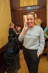 Marina HOERMANNSEDER bei der Pressekonferenz zu den look! Women of the Year-Awards 2016 im Hotel Park Hyatt Wien / 301116<br /> <br /> ***Press conference of look! Women of the Year-Awards 2016 at Hotel Park Hyatt in Vienna, November 30th, 2016***
