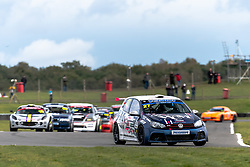 Beech/Grice pictured while competing in the 750 Motor Club's Club Enduro Championship. Picture taken at Snetterton on October 18, 2020 by 750 Motor Club photographer Jonathan Elsey
