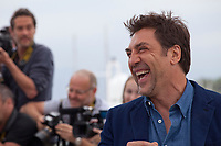 Javier Bardem at the Everybody Knows film photo call at the 71st Cannes Film Festival, Wednesday 9th May 2018, Cannes, France. Photo credit: Doreen Kennedy
