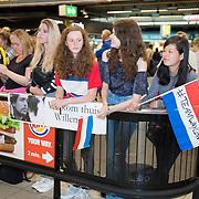 NLD/Schiphol/20180513 - Terugkomst Waylon op Schiphol,