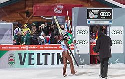 30.12.2017, Schattenbergschanze, Oberstdorf, GER, FIS Weltcup Ski Sprung, Vierschanzentournee, Garmisch Partenkirchen, Wertungsdurchgang, im Bild Sieger Kamil Stoch (POL) // Winner Kamil Stoch of Poland during his Competition Jump for the Four Hills Tournament of FIS Ski Jumping World Cup at the Schattenbergschanze in Oberstdorf, Germany on 2017/12/30. EXPA Pictures © 2017, PhotoCredit: EXPA/ JFK
