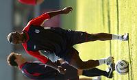 Fotball<br /> England trener før bortekampen mot Østerrike<br /> 03.09.2004<br /> Foto: SBI/Digitalsport<br /> NORWAY ONLY<br /> <br /> Darius Vassell