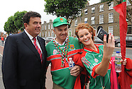 Fans All Ireland Football Final