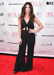 BEVERLY HILLS, CA - JUNE 23:  Savannah Outen at the Bella Summer Issue Cover Party at Sofitel on June 23, 2017 in Beverly Hills, California. (Photo by Scott Kirkland/PictureGroup) *** Please Use Credit from Credit Field ***