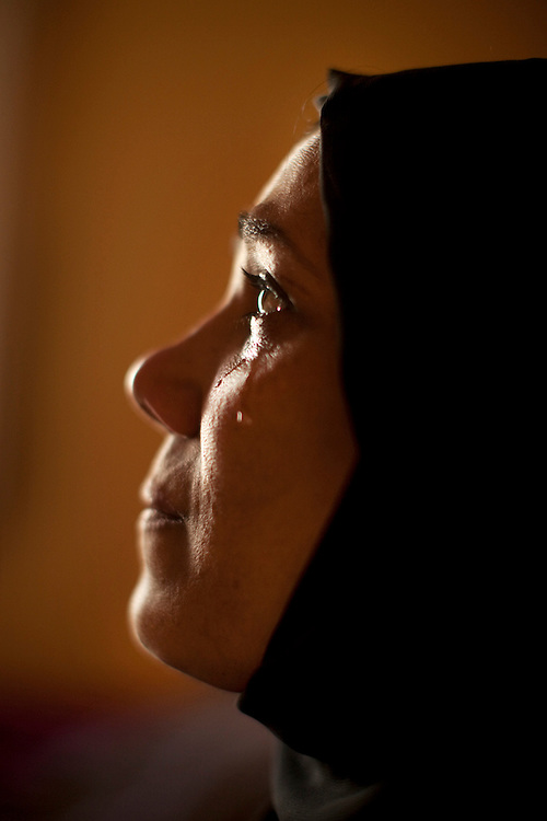 Nadia Lotfi (image 8) recounts the story of her brother's shooting.