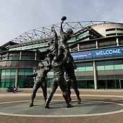 Londra 13/02/2021, Twickenham Stadium<br /> Guinness Six Nations 2021<br /> Inghilterra vs Italia