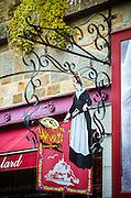 La Mere Poulard Restaurant, Mont Saint-Michel, Normandy, France
