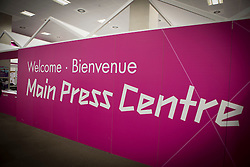 Main Press Center<br /> Olympic Games London 2012<br /> © Dirk Caremans