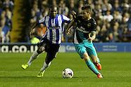 Sheffield Wednesday v Arsenal 271015